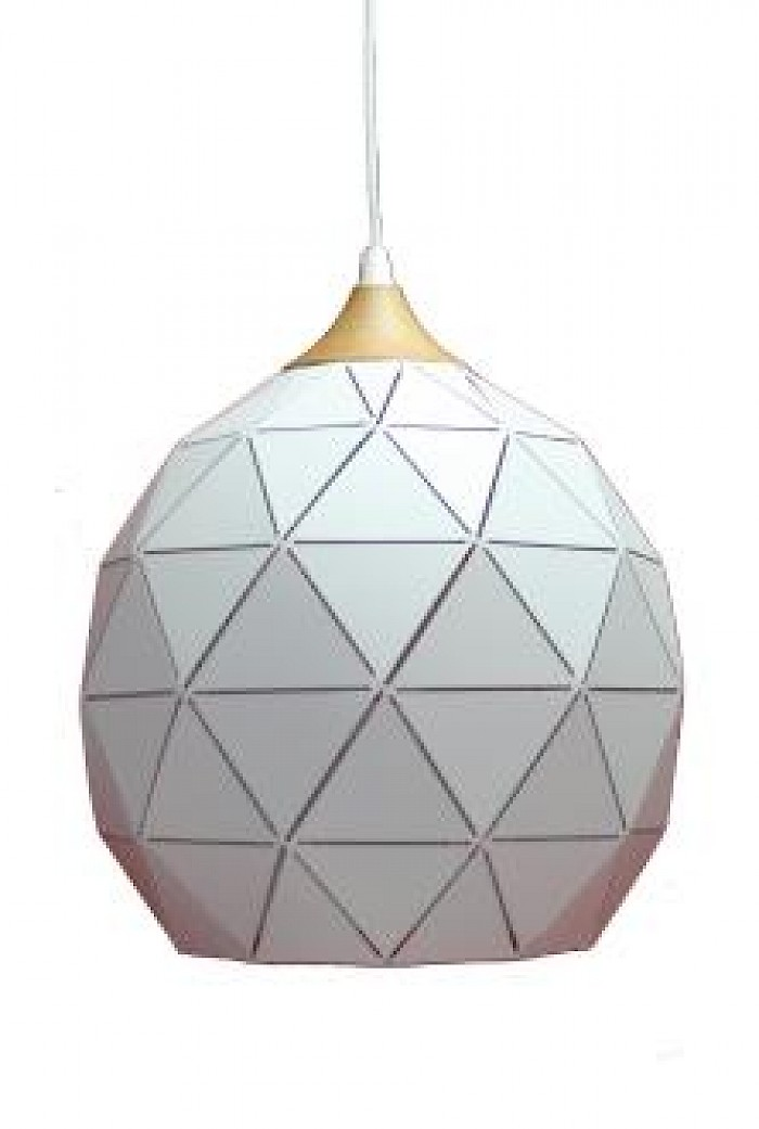 Triangle Pendant light