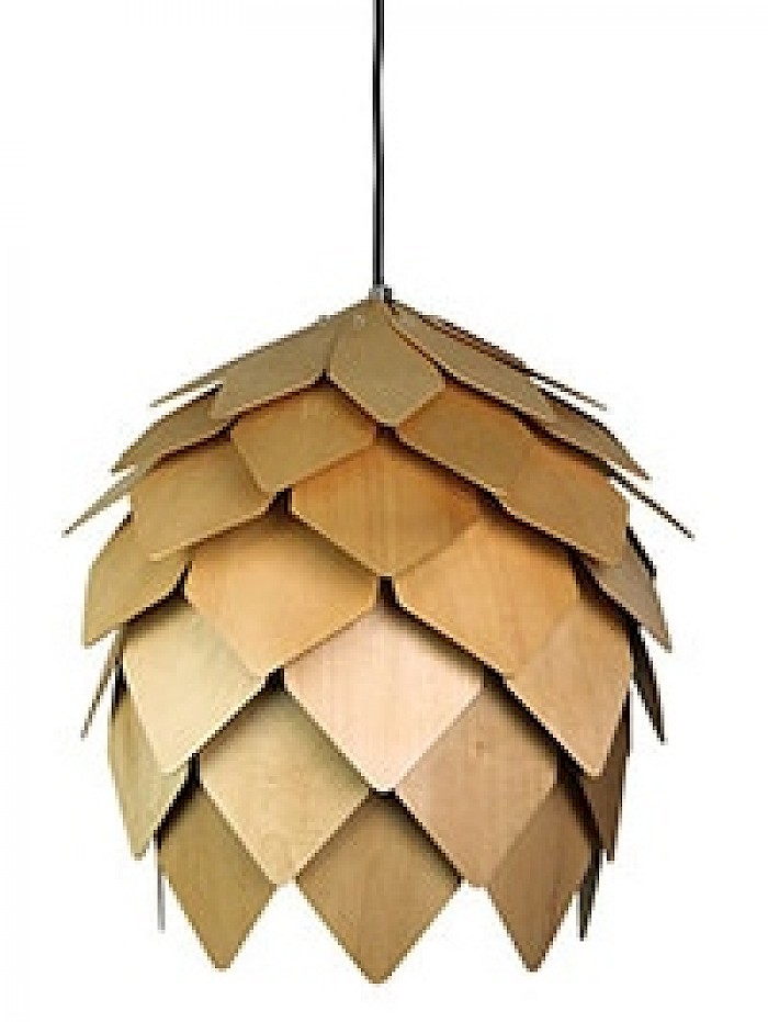 Timber 1 Light Pendant