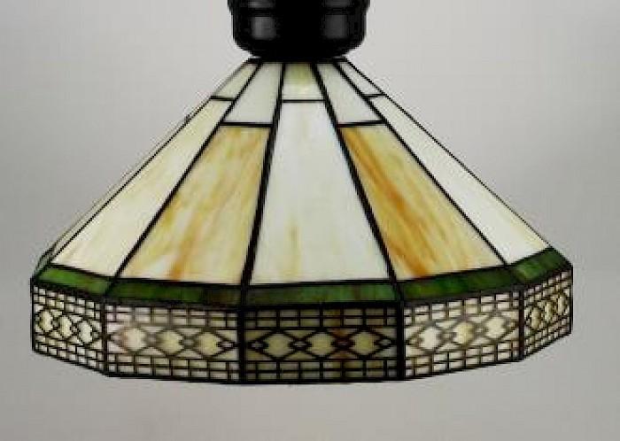 Diamond lead-light batten-fix