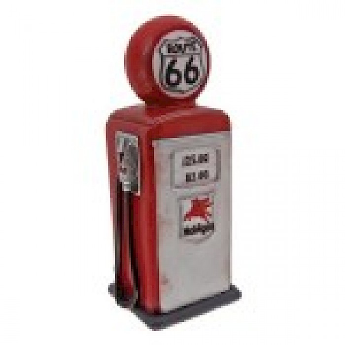 Route 66 pump night light