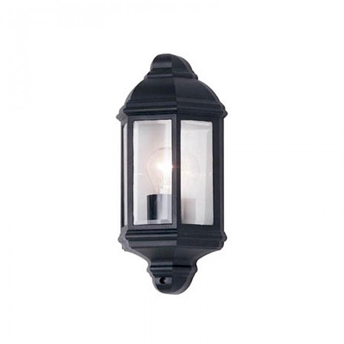 3 Sided exterior wall light