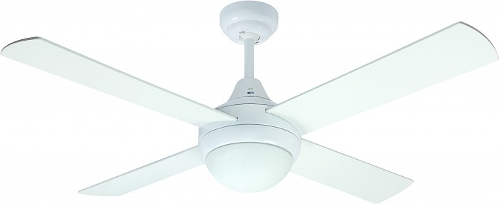 "48"" Ceiling Fan with light 4 blade"
