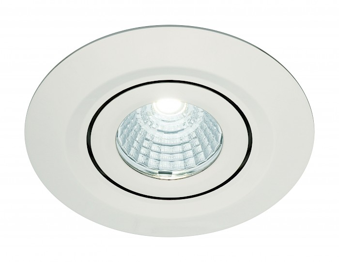 12w Led white gimble
