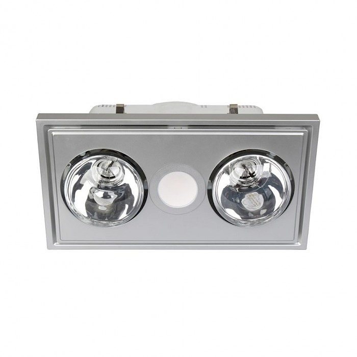 2 Heat-Fan-Light led downlight