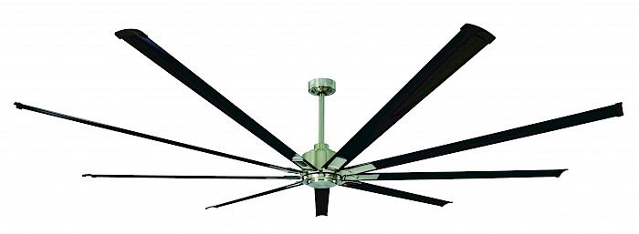 6 Blade DC Ceiling Fan up to 2.1m