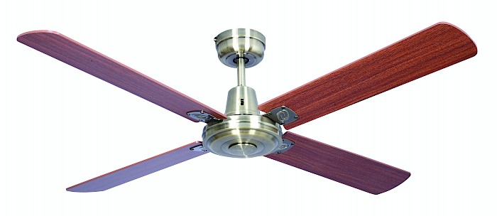 4 Blade Timber Ceiling Fan