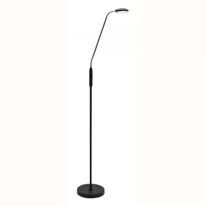 Metal & Acrylic Floor Lamp