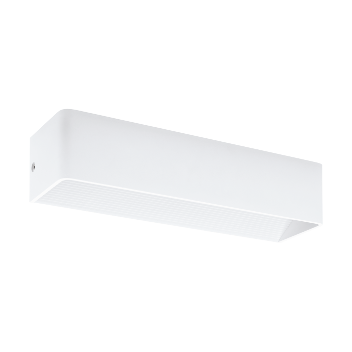 White Aluminium LED Wall Light