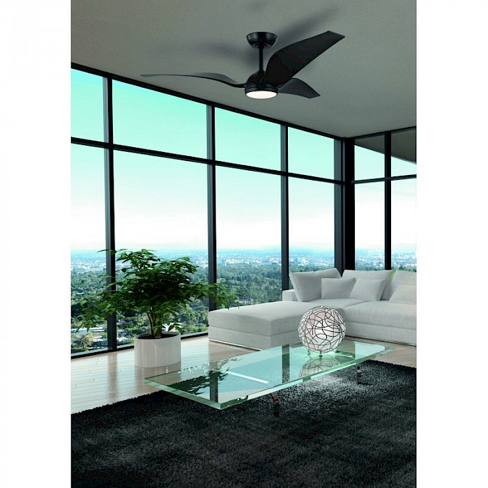 "56"" 3 blade winged ceiling fan"
