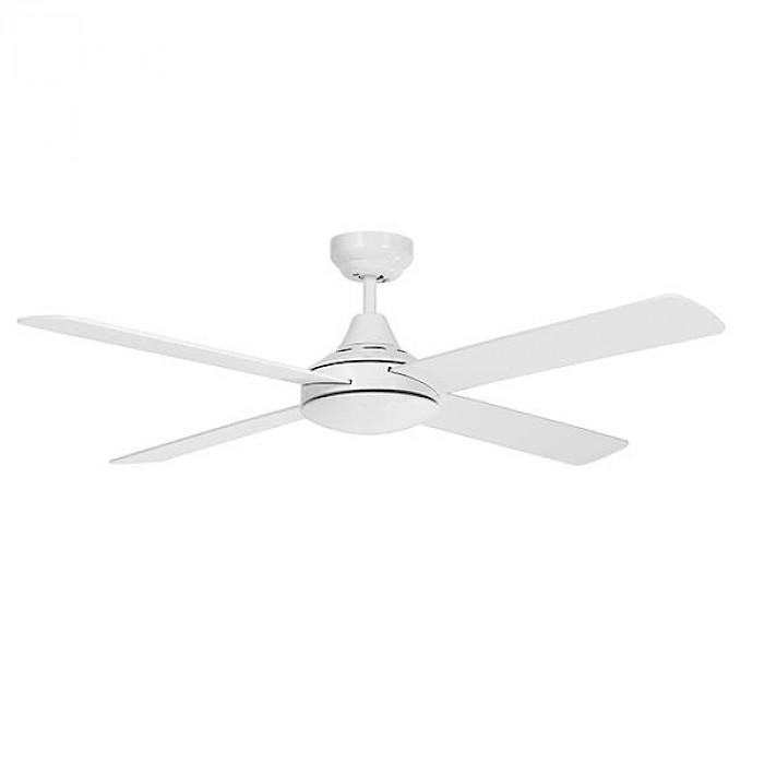 AC 4 Bladed fan in white or black MC
